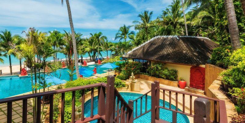 Топ недорогих отелей на острове Пхукет
