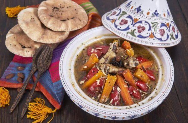 Традиционные и классические блюда марокканской кухни